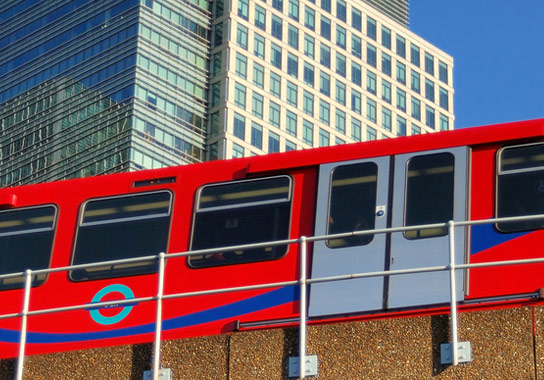 DLR - Docklands Light Railway