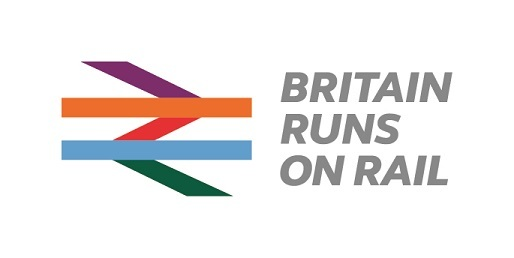 Britain Runs on Rail logo